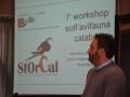 Intervento su Ornitho.it, piattaforma comune d'informazione per ornitologi e birdwatchers - Salvatore Urso