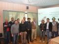 Foto di gruppo dei membri della StOrCal